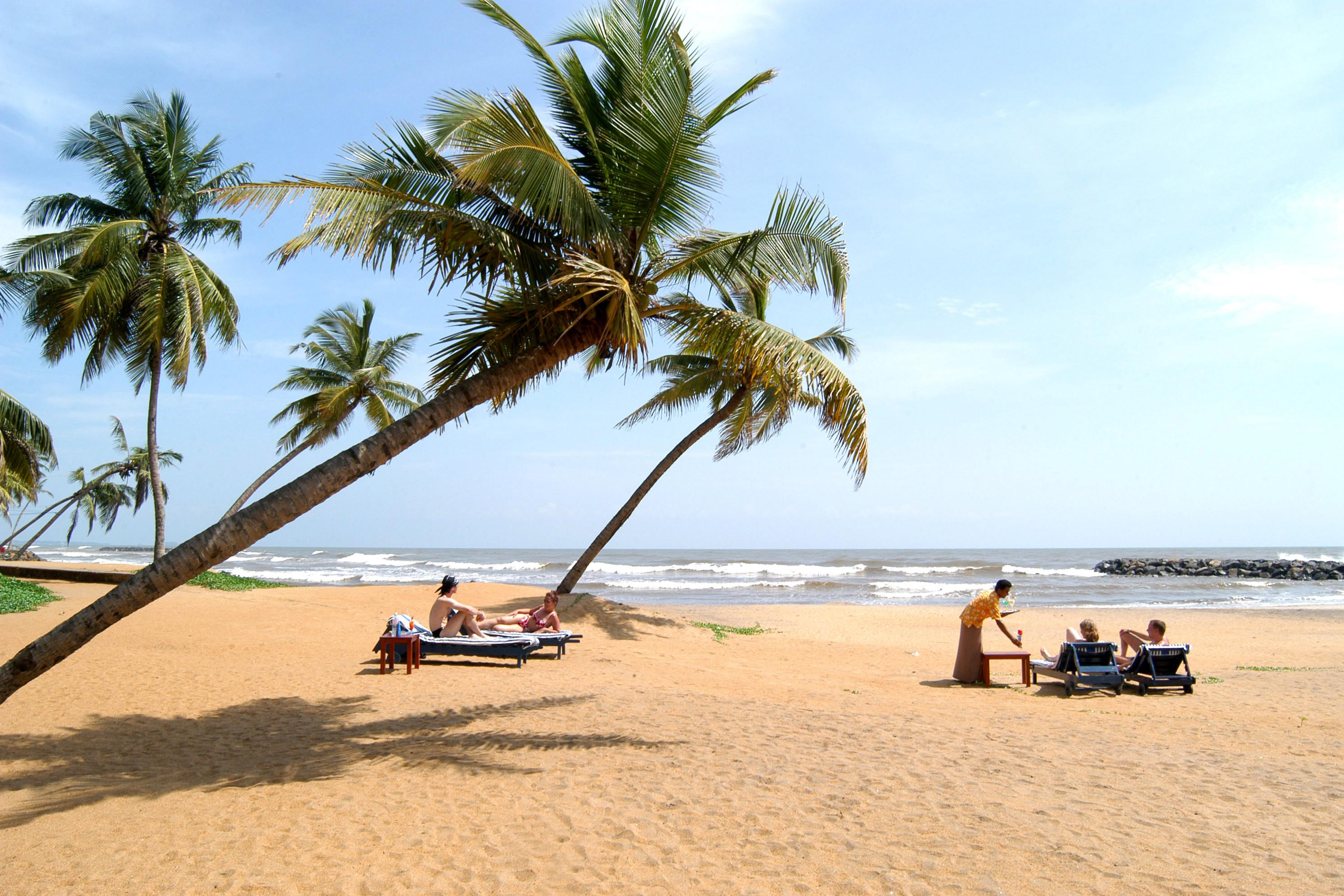 Negombo Beach, Image Credit: shatours