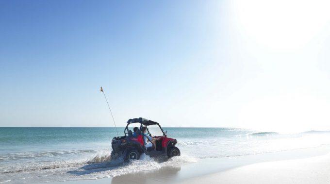 Salalah Beach Buggy Oman