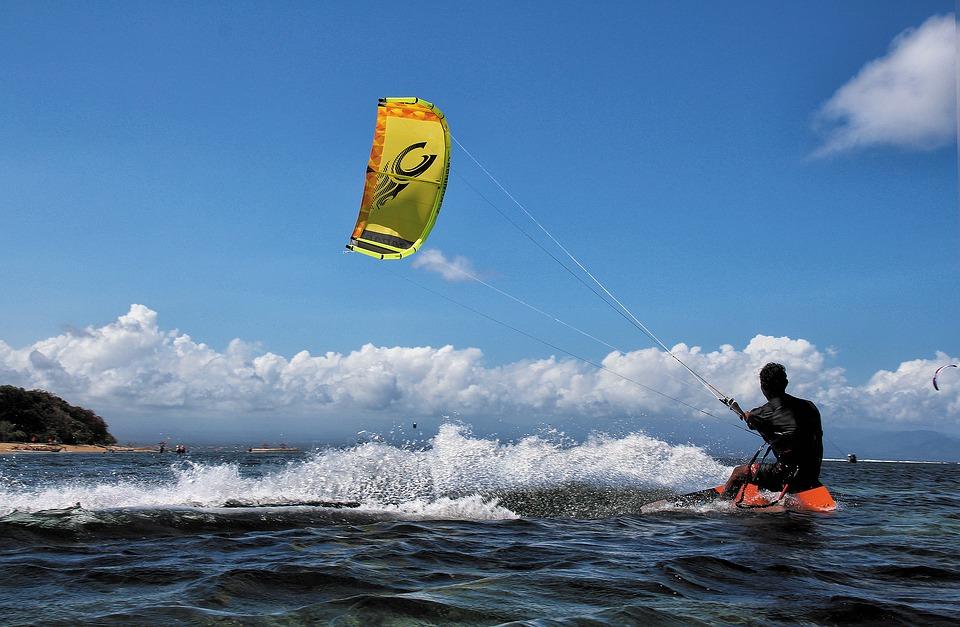Kite Surfing Bali